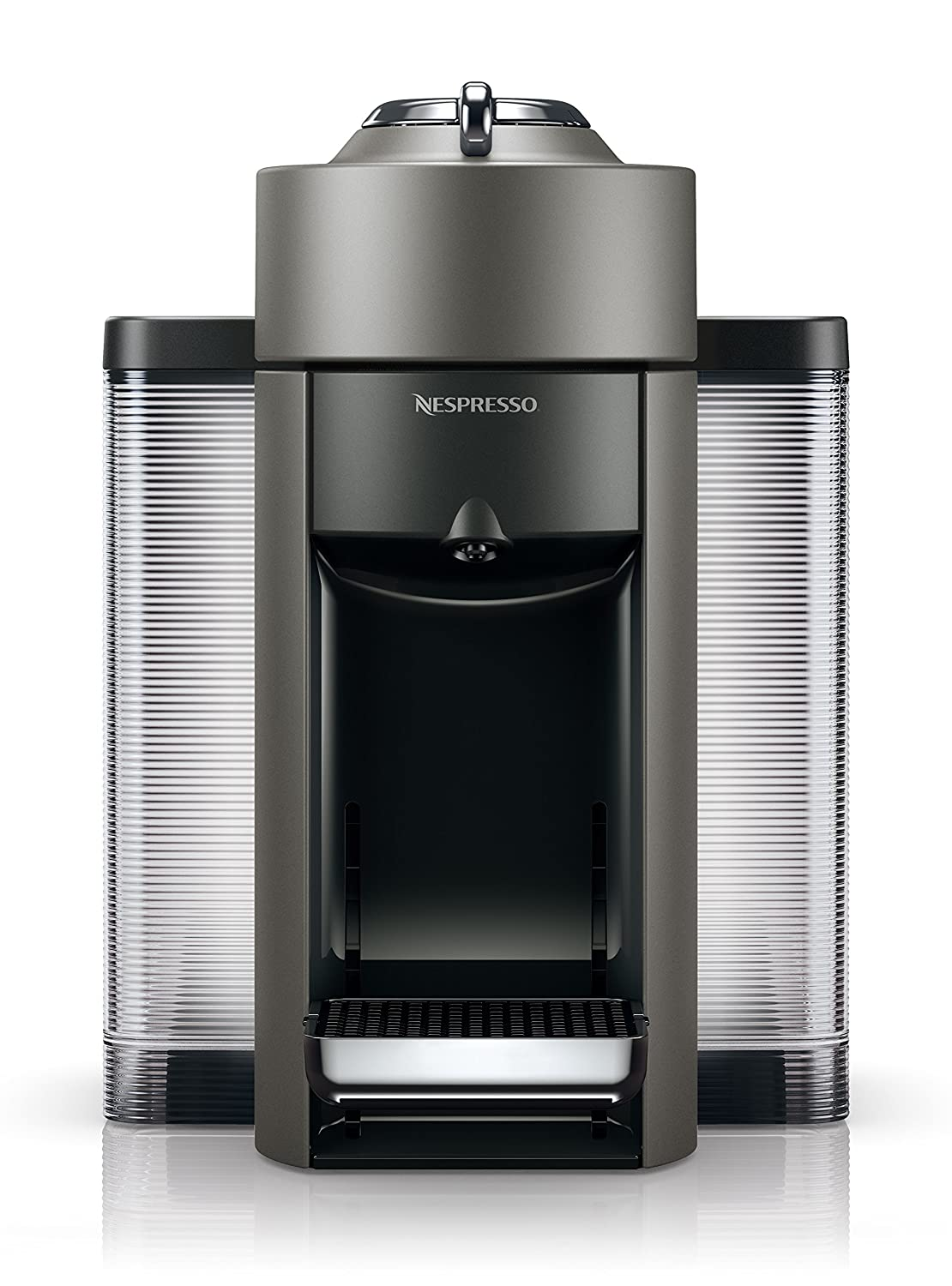 Nespresso ENV135TAE Vertuo Evoluo Coffee and Espresso Machine, Titan