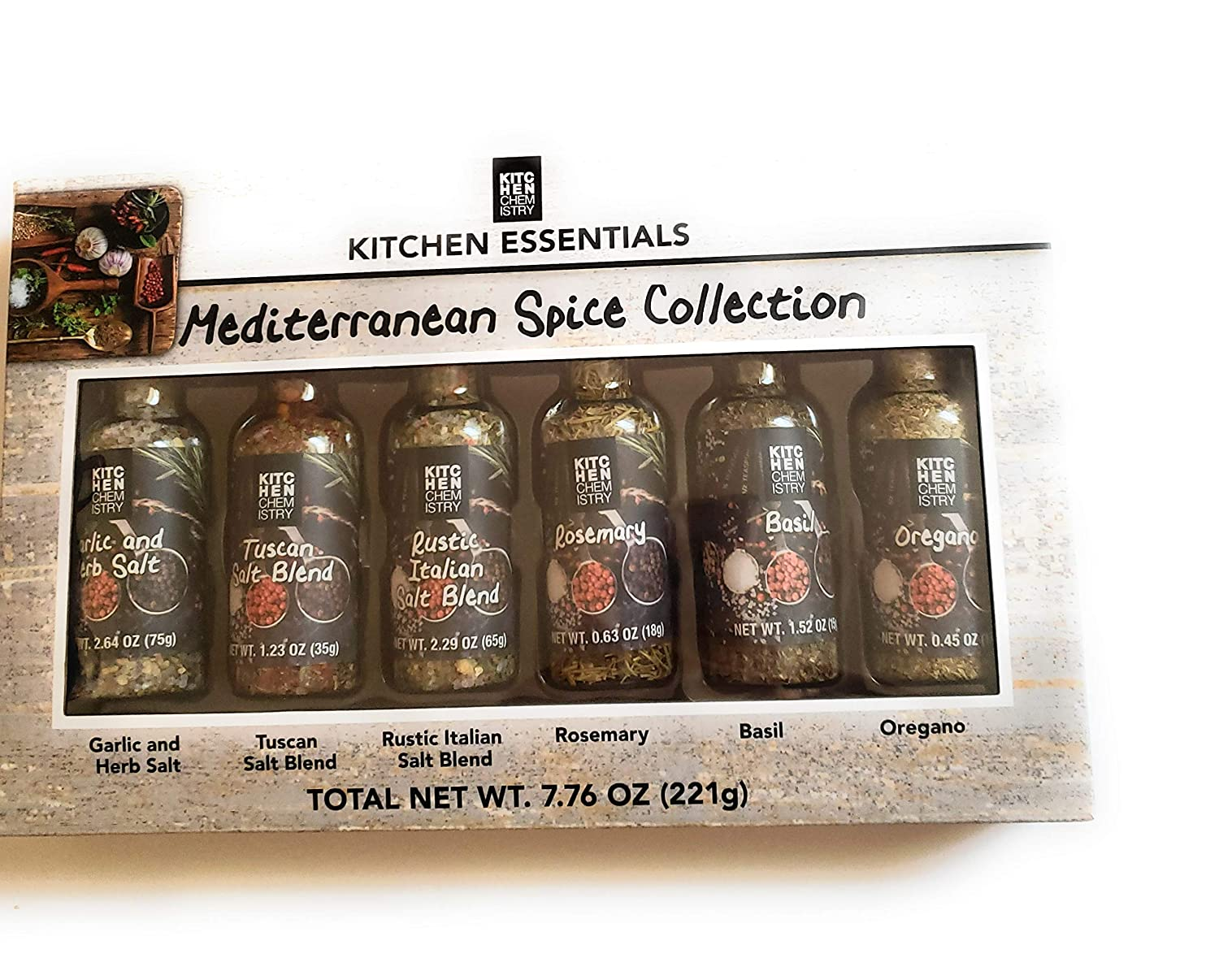 Amazon Com Mediterranean Spice Collection Grocery Gourmet Food