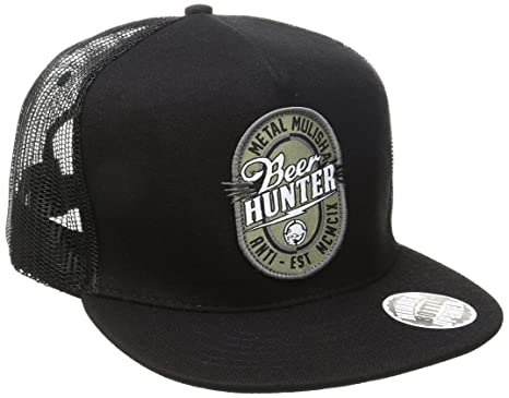 8c365100c85 Metal Mulisha Men s Run Trucker Hat  Amazon.in  Clothing   Accessories