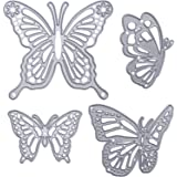 Bluelans Cutting Dies Stencil Metal Mould Template for DIY Scrapbook Album Paper Card Making (Lace Flower Cutting Dies)