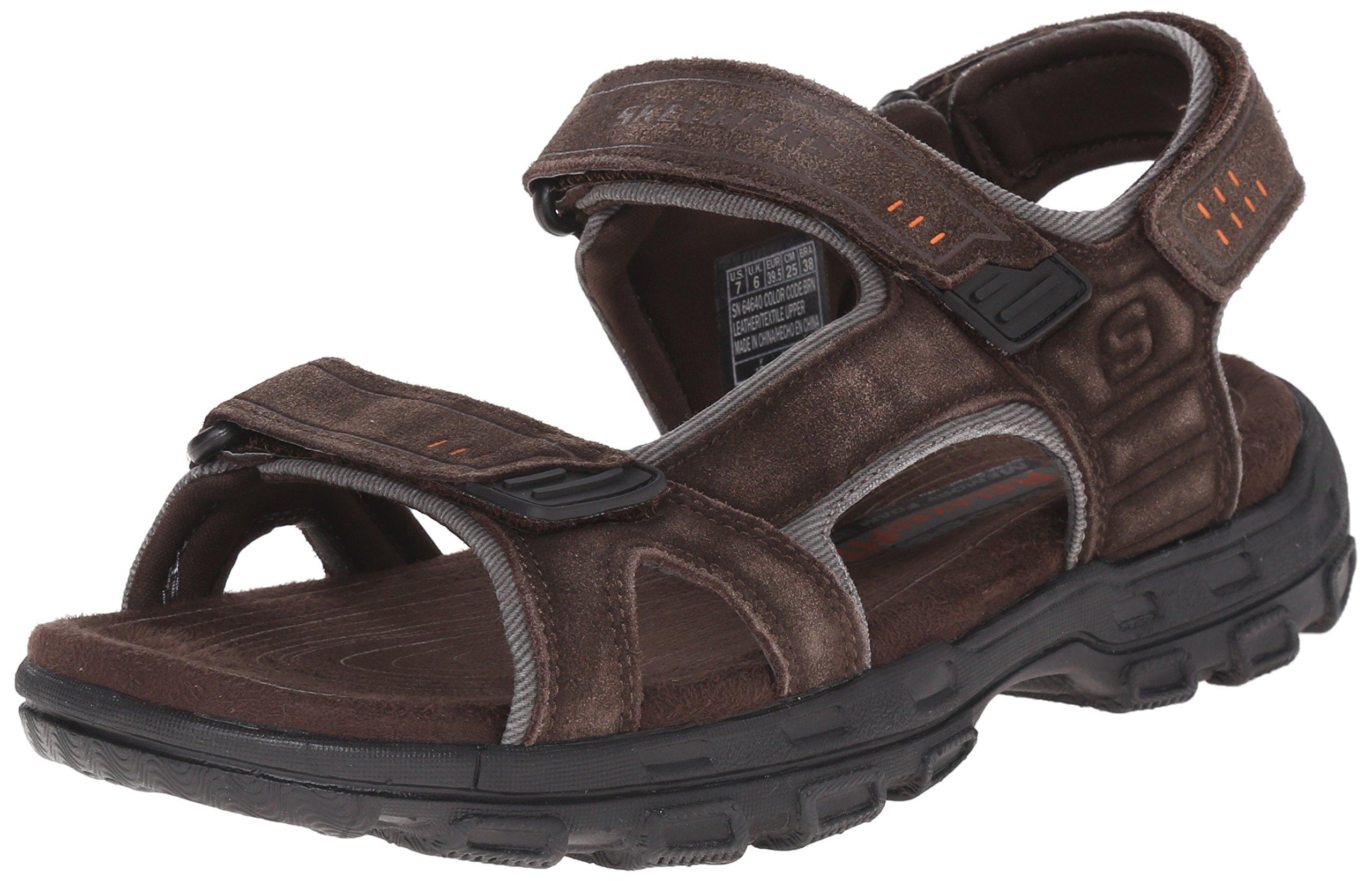 a76ba8d26209 Skechers Men s Louden Sandal - 64487-578   Sandals   Clothing