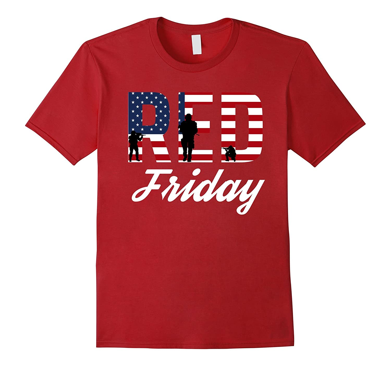 Red Friday Shirt | On Fridays We Wear Red-FL