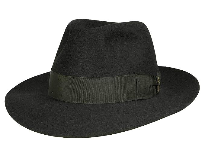 b613eb3d050d Borsalino - Sombrero de Vestir - para Hombre: Amazon.es: Ropa y ...