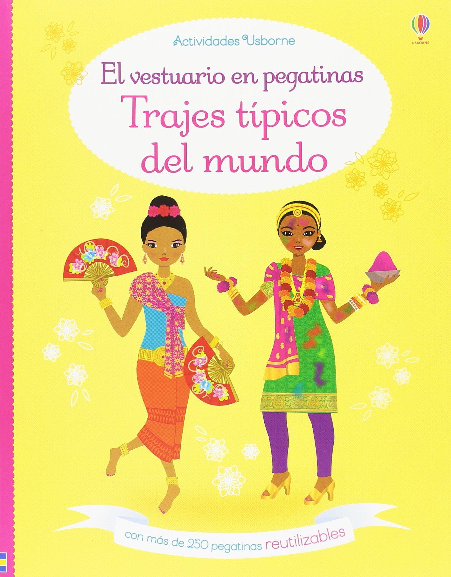 TRAJES TIPICOS DEL MUNDO: 9781474949347: Amazon.com: Books