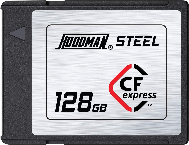 Hoodman Cfexpress 128 Gb Steel Ruggedized Computer Zubehör