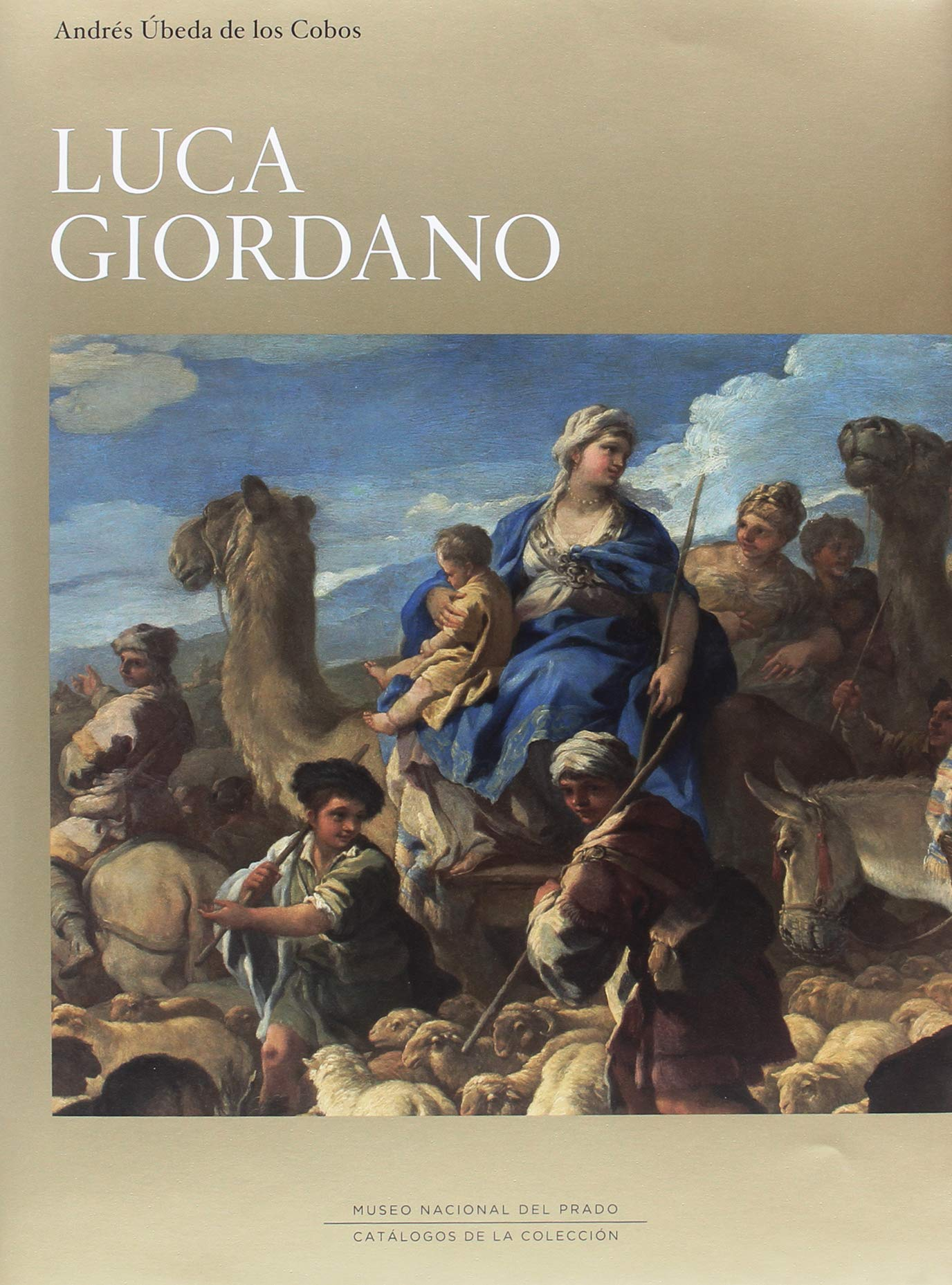 Luca Giordano. Catálogo razonado: Amazon.es: Museo Nacional del Prado: Libros