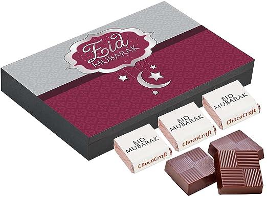 Eid gift ideas 12 chocolate gift box islamic gifts for husband eid gift ideas 12 chocolate gift box islamic gifts for husband negle Choice Image