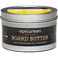 Epicurean EPI-BUTTER Cutlery Board Butter, Silver