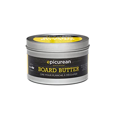 Epicurean EPI-BUTTER Cutlery Board Butter, Silver