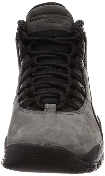 Shadow Dark pour Nike Retro Hommes Chaussures Jordan 10 Air