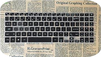 TOIT - Funda de protección para teclado de ordenador portátil ...