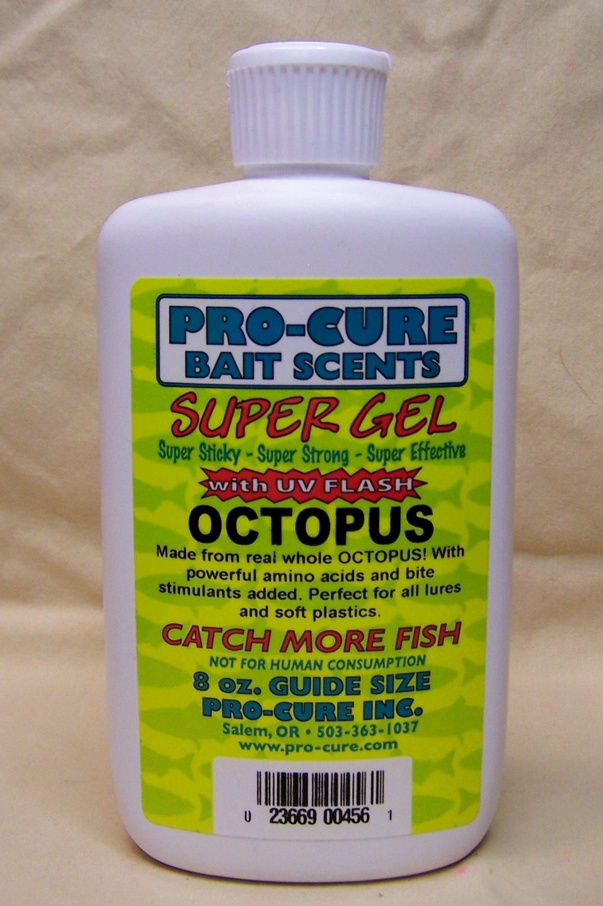 Pro-Cure Octopus Super Gel, 8-Ounce by Pro Cure