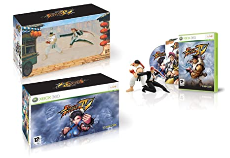 Collectorsedition. Org » street fighter iv collector's edition (360.