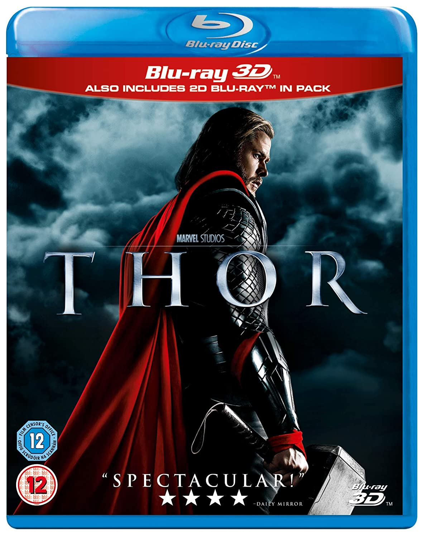 Thor [Reino Unido] [Blu-ray]: Amazon.es: Anthony Hopkins, Chris ...