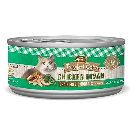Amazon Merrick Purrfect Bistro Grain Free 55 Oz Chicken