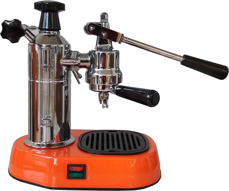 La Pavoni europic cola Rosso Ear palanca manual cafetera expreso ...