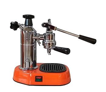 Handhebel-Espresso Siebträgermaschine La Pavoni EAR