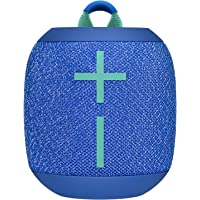 Ultimate Ears WONDERBOOM 2 Portable Bluetooth Speaker, Bermuda Blue (984-001550)
