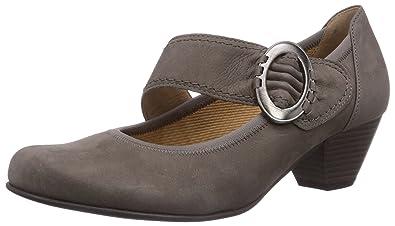 Gabor Shoes 05.451 Damen Knöchelriemchen Pumps,Braun (13 Fumo),38 EU