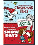 Charlie Brown's Christmas Tales/Happiness is…Peanuts Snow Days (DBFE)