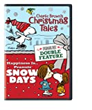 Charlie Brown's Christmas Tales/ Happiness is…Peanuts Snow Days (DBFE)