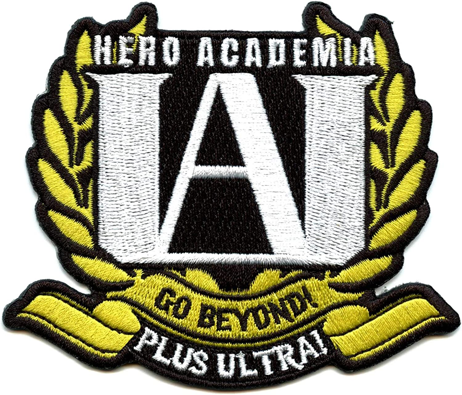 Amazon Com My Hero Academia Anime Hero Academia Ua Go Beyond Plus Ultra Patch Officially Licensed Arts Crafts Sewing Kup 25 naszych najpopularniejszych produktów o najlepszej wartości 1. my hero academia anime hero academia ua go beyond plus ultra patch officially licensed