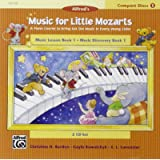 Music For Little Mozarts 2-Cd Sets For Lesson and Discovery Books: A Piano Course to Bring Out the Music in Every Young…