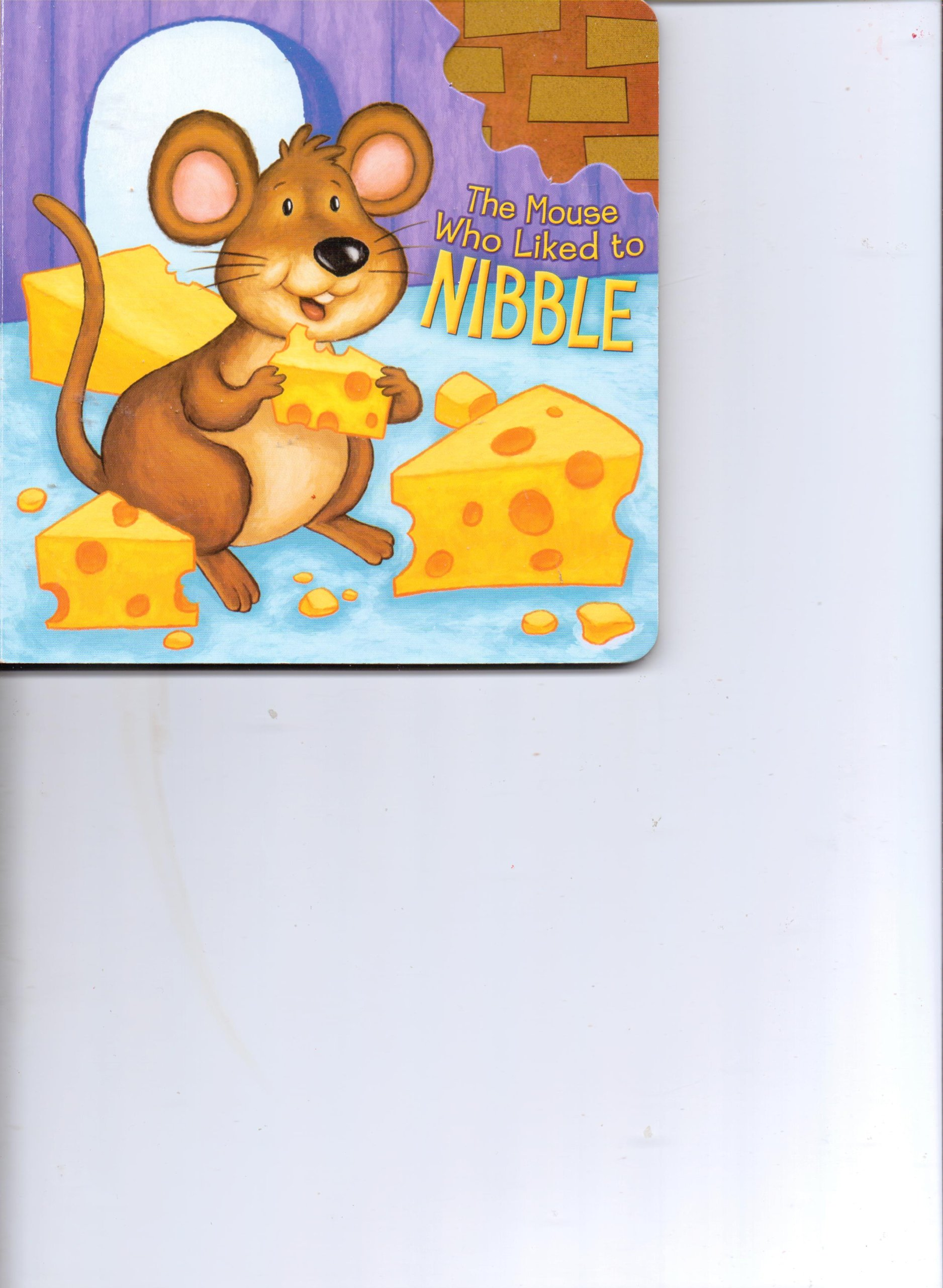 Download The Mouse Who Liked to Nibble (Hungry Animals) PDF