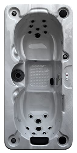 Canadian Spa Company Yukon Plug and Play 16-Jet 2-Person Hit Tub
