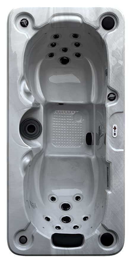 a55a02c76ce Image Unavailable. Image not available for. Color  Canadian Spa Company  Yukon Plug   Play 16-Jet 2-Person Hot Tub with