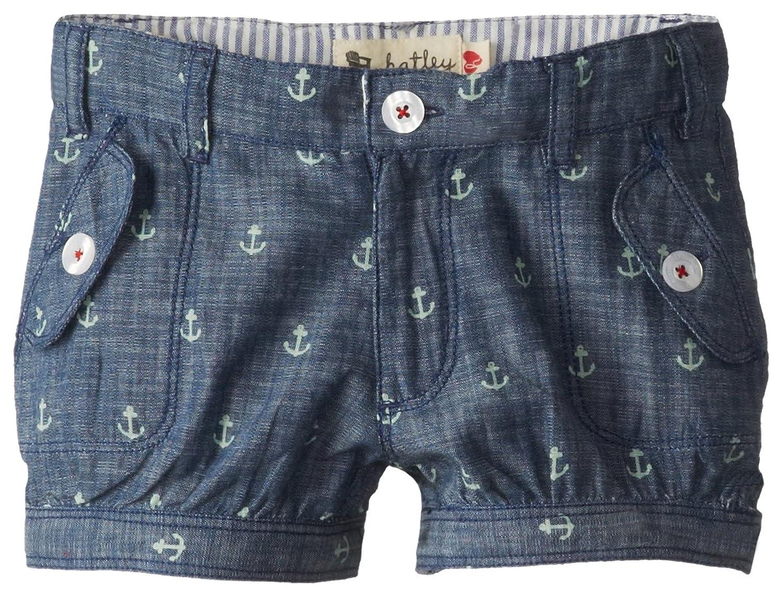 Hatley - Short Fille - Girls Bloomer Shorts - Anchors