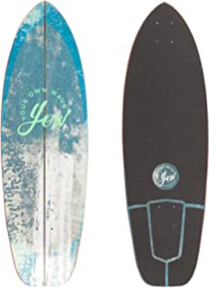 Yow Surf Nazare Freeway Cruiser Deck Tabla de Skate, Unisex Adulto,, 32