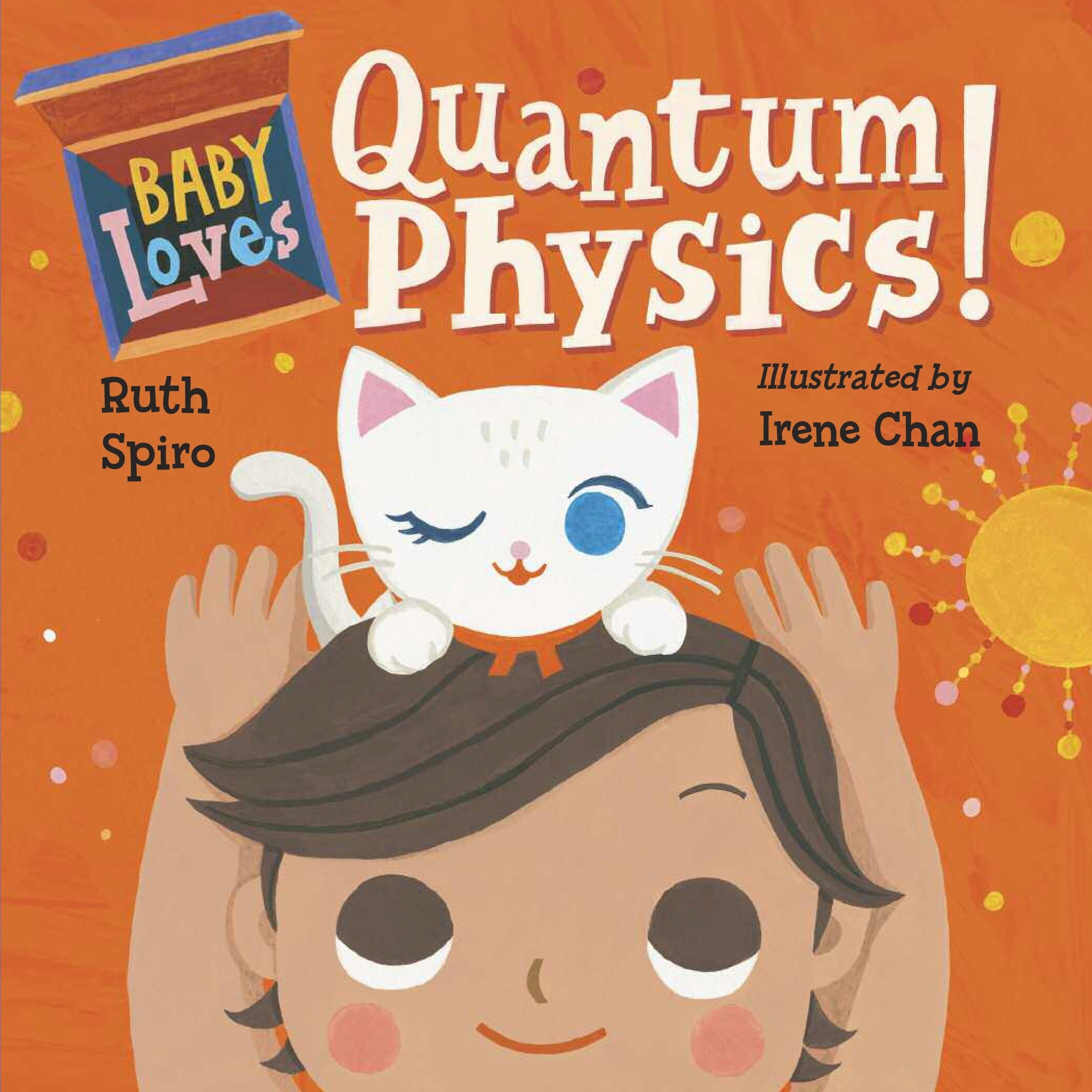 Read Online Baby Loves Quantum Physics! (Baby Loves Science) pdf