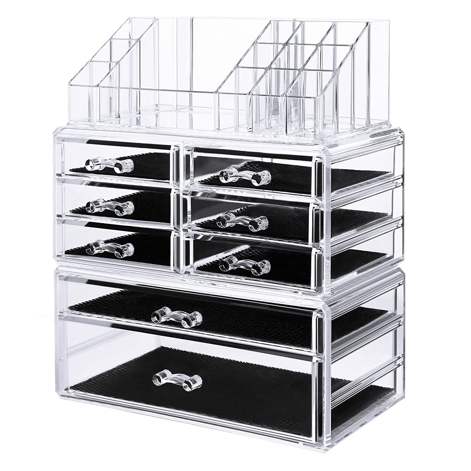 amazon ca cosmetic organizers home kitchen