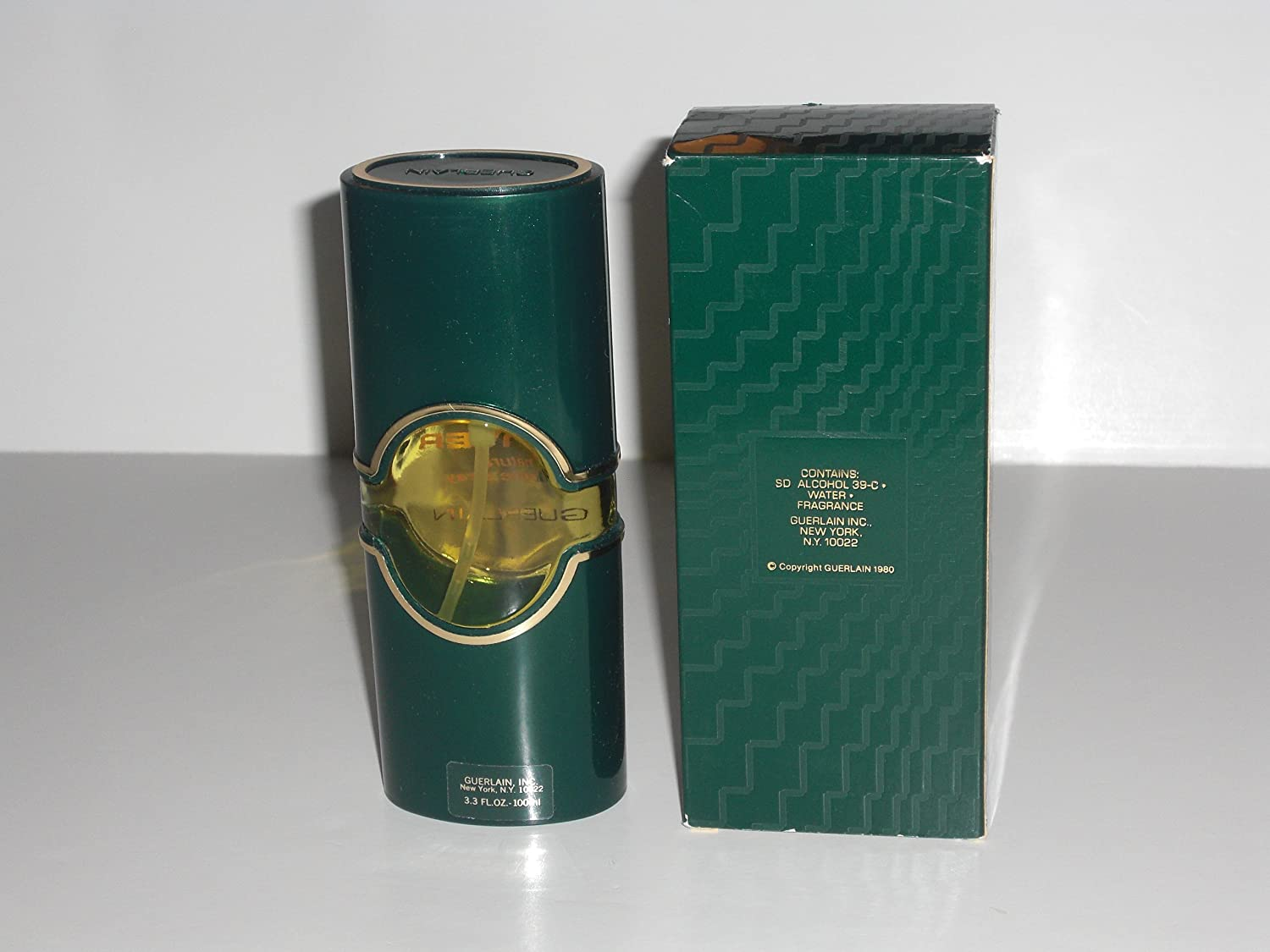 Amazoncom Vetiver By Guerlain Cologne 33 Oz Spray For Men Beauty