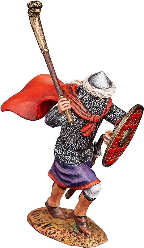 1//32 Tin toy soldier 54mm Mongol Warrior #3