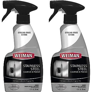 Amazon Com Weiman Gas Range Cleaner Amp Degreaser