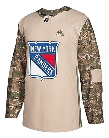 premium selection db10f 4f59b Amazon.com : adidas New York Rangers NHL Veterans Day Jersey ...