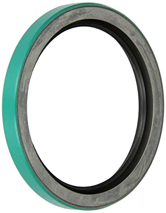4.876 Bore Diameter 0.5 Width CRWH1 Style 3.875 Shaft Diameter SKF 38669 LDS /& Small Bore Seal R Lip Code Inch
