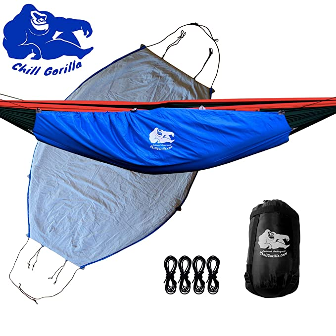 Chill Gorilla Hammock Underquilt – The Budget Friendly Hammock Underquilt