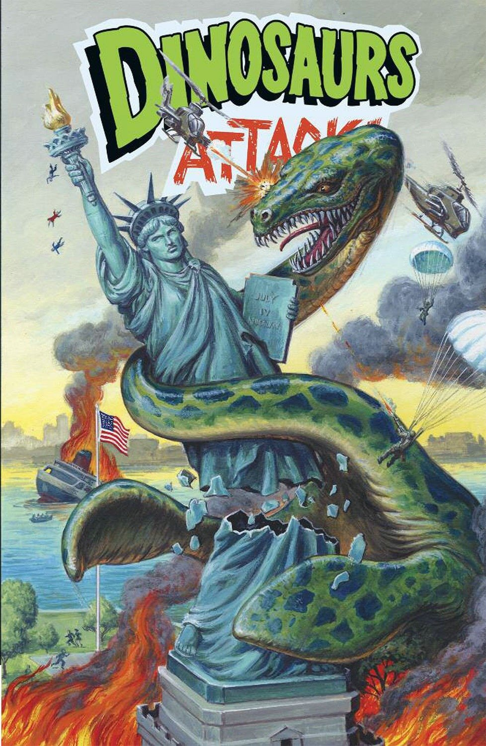 Download Dinosaurs Attack PDF