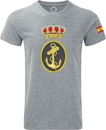 Imperio - Camiseta Armada Española. Marina Española - Fuerzas ...