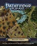 Pathfinder Flip Mat Bigger Forest