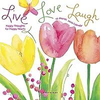Live Love Laugh 2020 Mini Wall Calendar