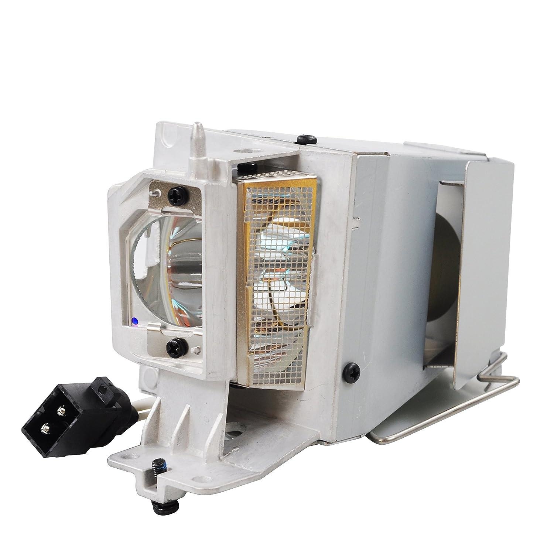 eu-ele Ersatz Kompatibel Lampe mit Gehäuse SP. 8vh01gc01/SP. 73701gc01/bl-fp190d für Projektor Modell Optoma HD141X, EH200ST, gt1080, HD26 S316, X316, w316, DX346, BR323, br326 DH1009 SP.8VH01GC01 / SP.73701GC01 / BL-FP190D