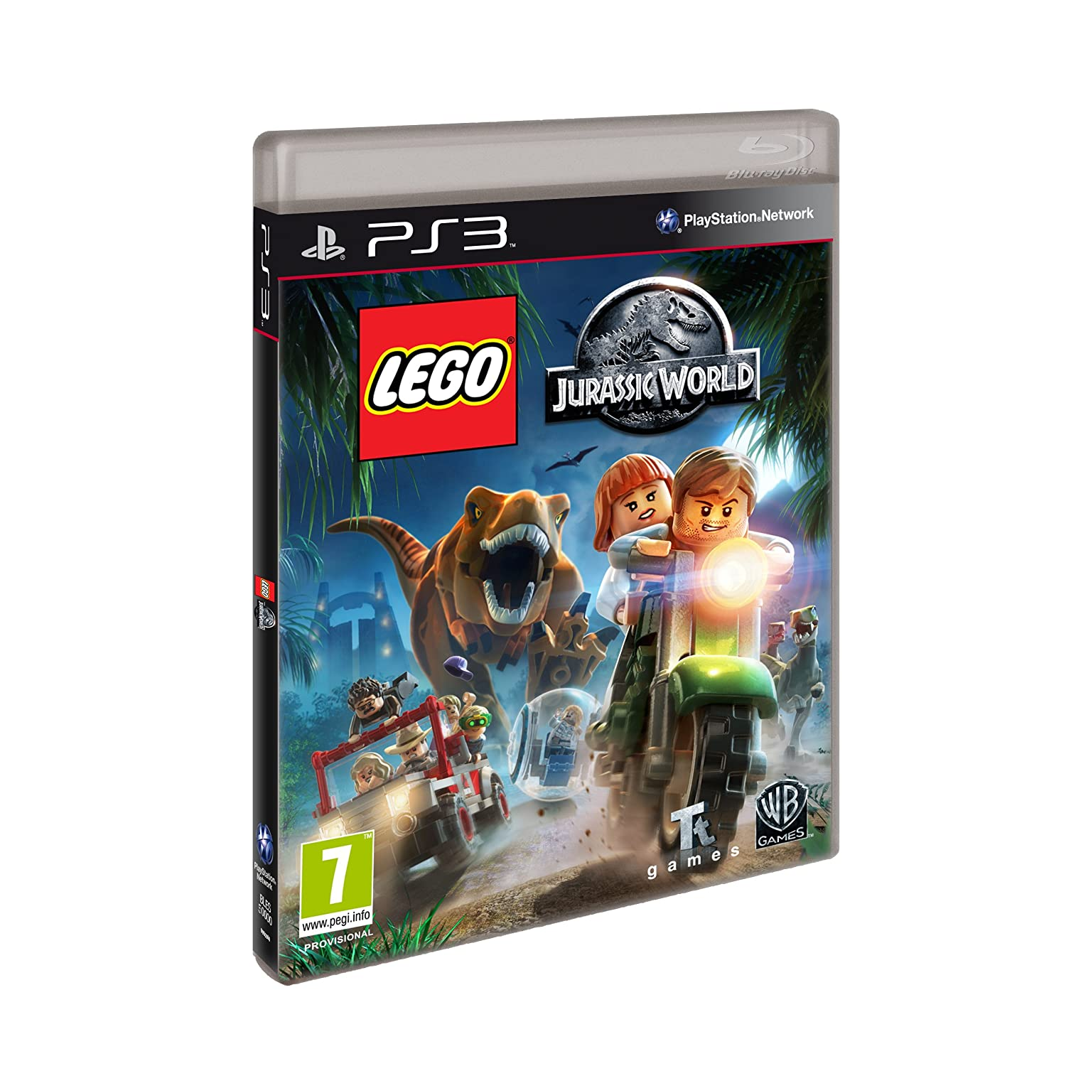 Fun Games For Ps3 : Lego jurassic world sony ps family kids fun game pal
