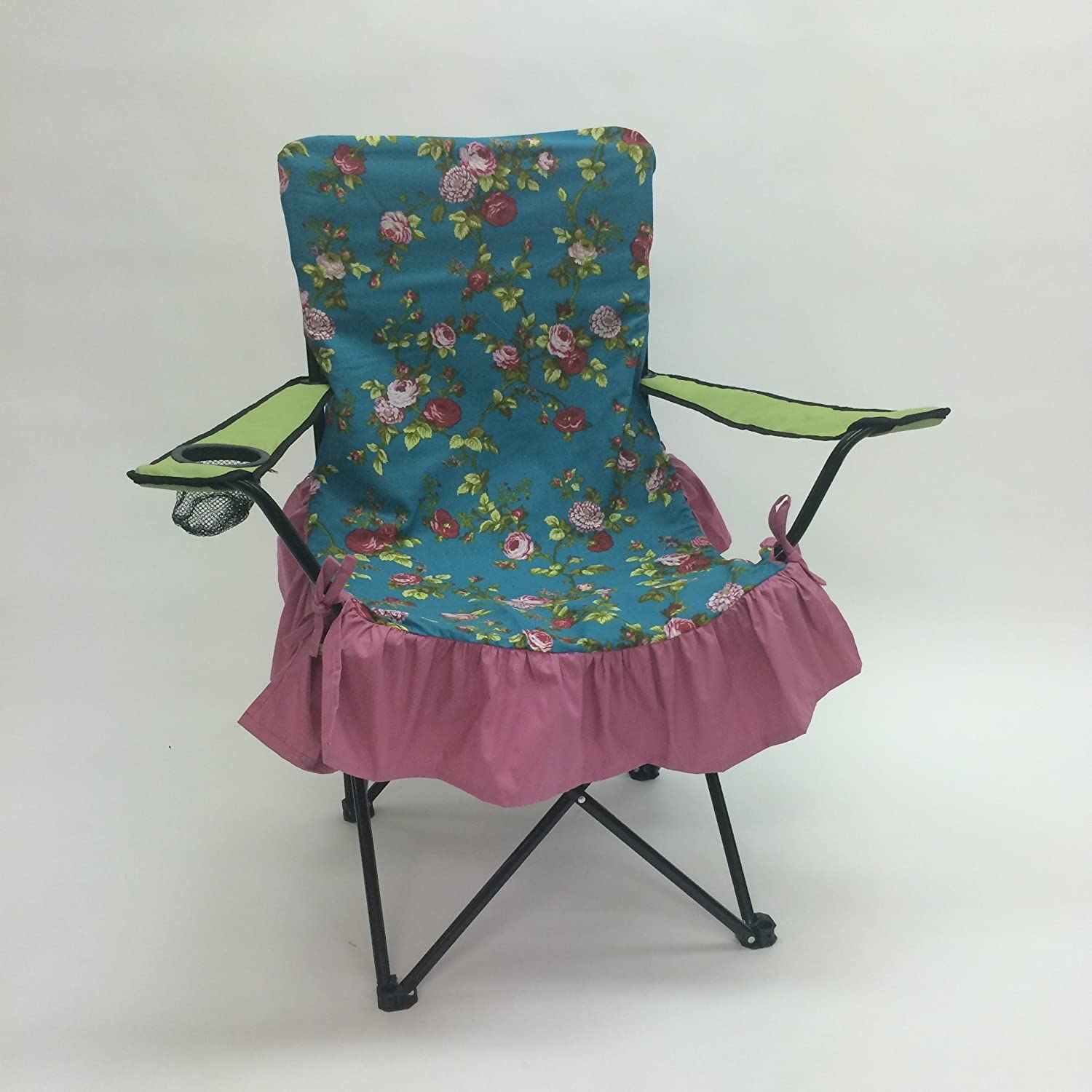 Amazon Shabby Chic Glamour Camping Chair Slip Cover Floral