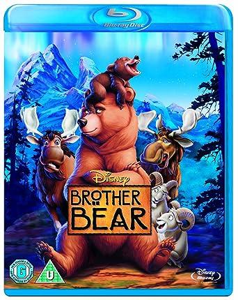 Amazon Com Brother Bear Blu Ray Region Free Joaquin Phoenix Jeremy Suarez Aaron Blaise Movies Tv