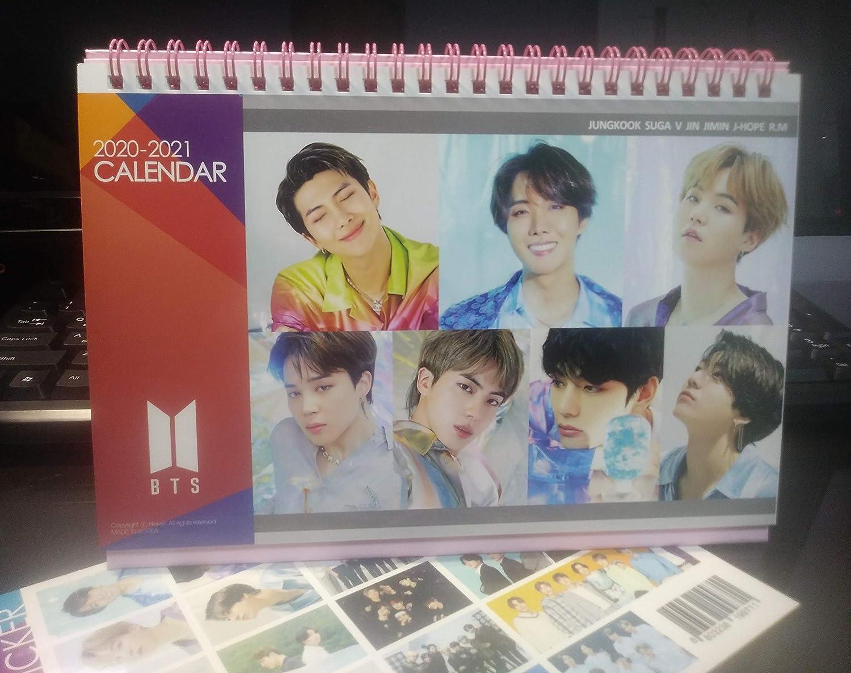 Bts 2021 Calendar | 2022 Calendar