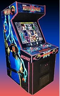 Amazon Com Mini Ultimate Mk3 Arcade Cabinet Collectible 5 4 Inch